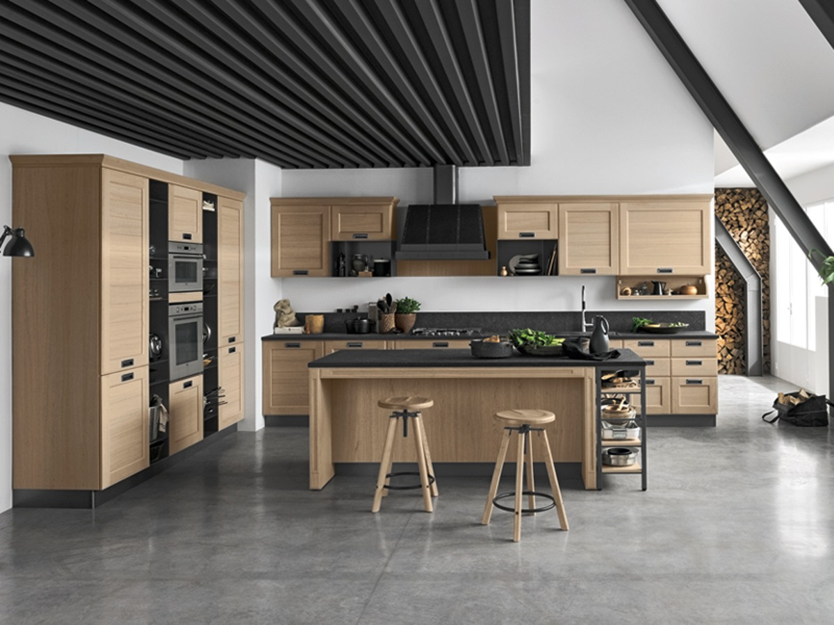 Cucina Stosa York Stosa Point Roma