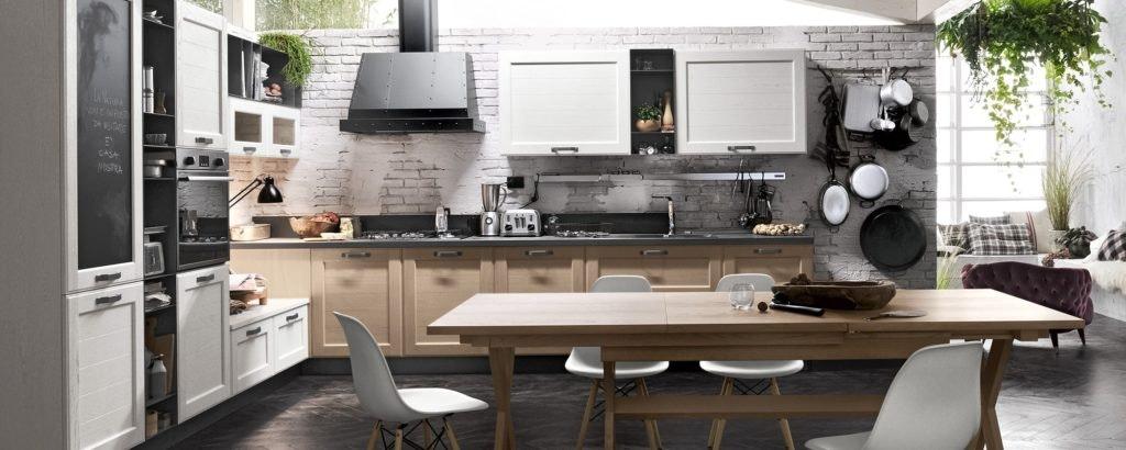 FOTO cucine contemporanee stosa modello york