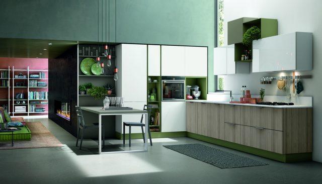 Cucina Stosa Open Space