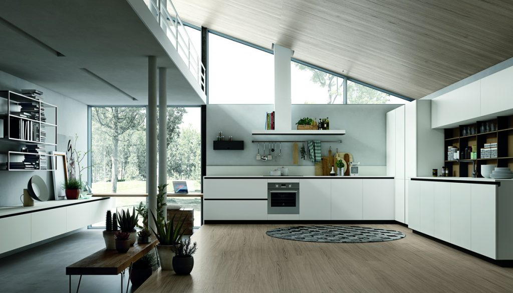 cucina stosa colortrend