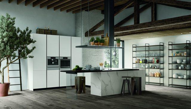 cucina stosa frame x