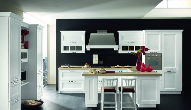 Cucine stosa contemporanee stosa point roma - Cucina stosa beverly ...
