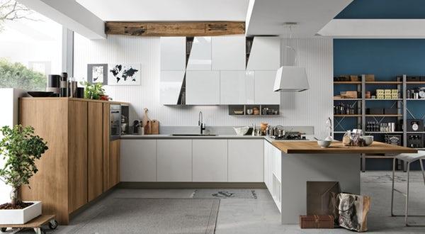 Come progettare una cucina modulare o componibile | Stosa Point Roma