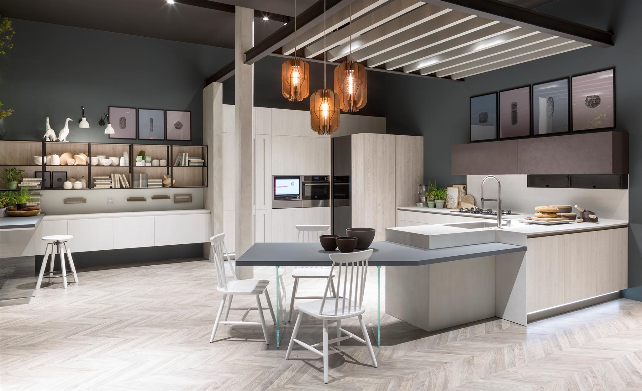 Introduzione alla cucina Stosa Maxim | Stosa Point Roma