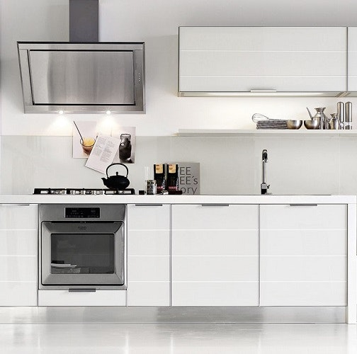 Cucina bianca modello brilliant